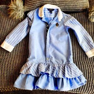 Beautiful Polo by Ralph Lauren shirtdress